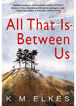 All That Is Between Us : K.M. Elkes